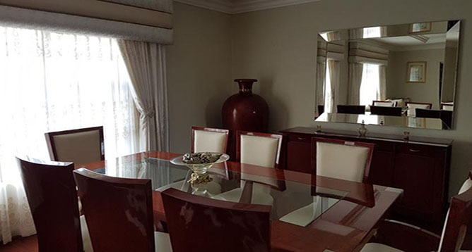 Eastern Cape Accommodation - Dining