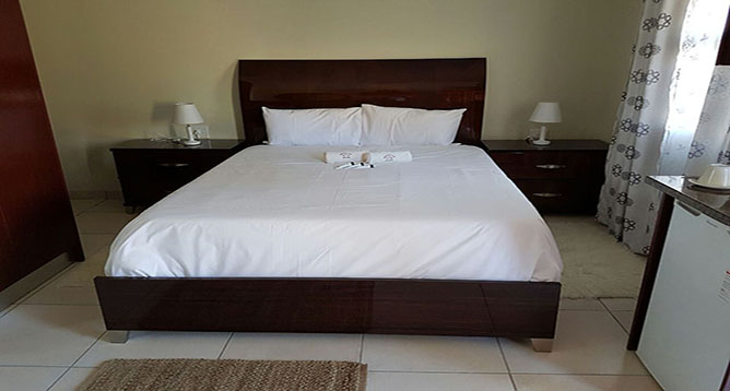 Accommodation in Mthatha - Double